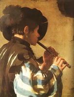Игрок на флейте (Тер Бругген, 1621 г.)