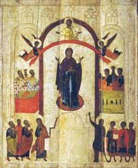 Покров Богоматери (икона)