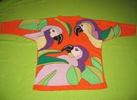Детский свитер (кич начала 1990-х)